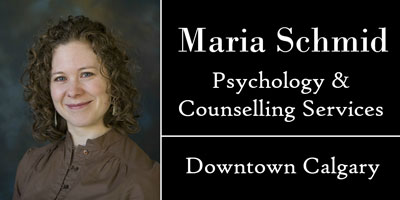 Maria R. Schmid, Psychology and Counselling Services